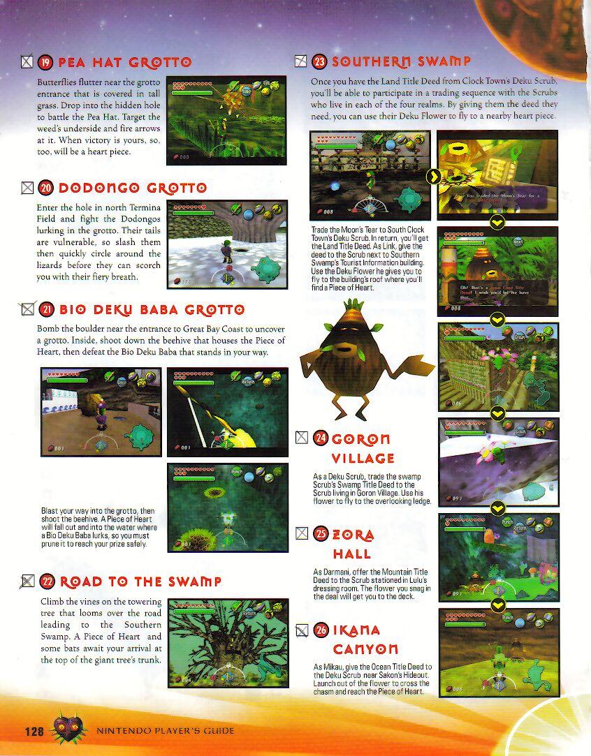 Guide: Nintendo - 128 - Zelda Dungeon Gallery